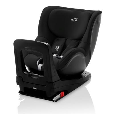 Britax Roemer Dualfix i-Size – автокресло с рождения до 3-4 лет